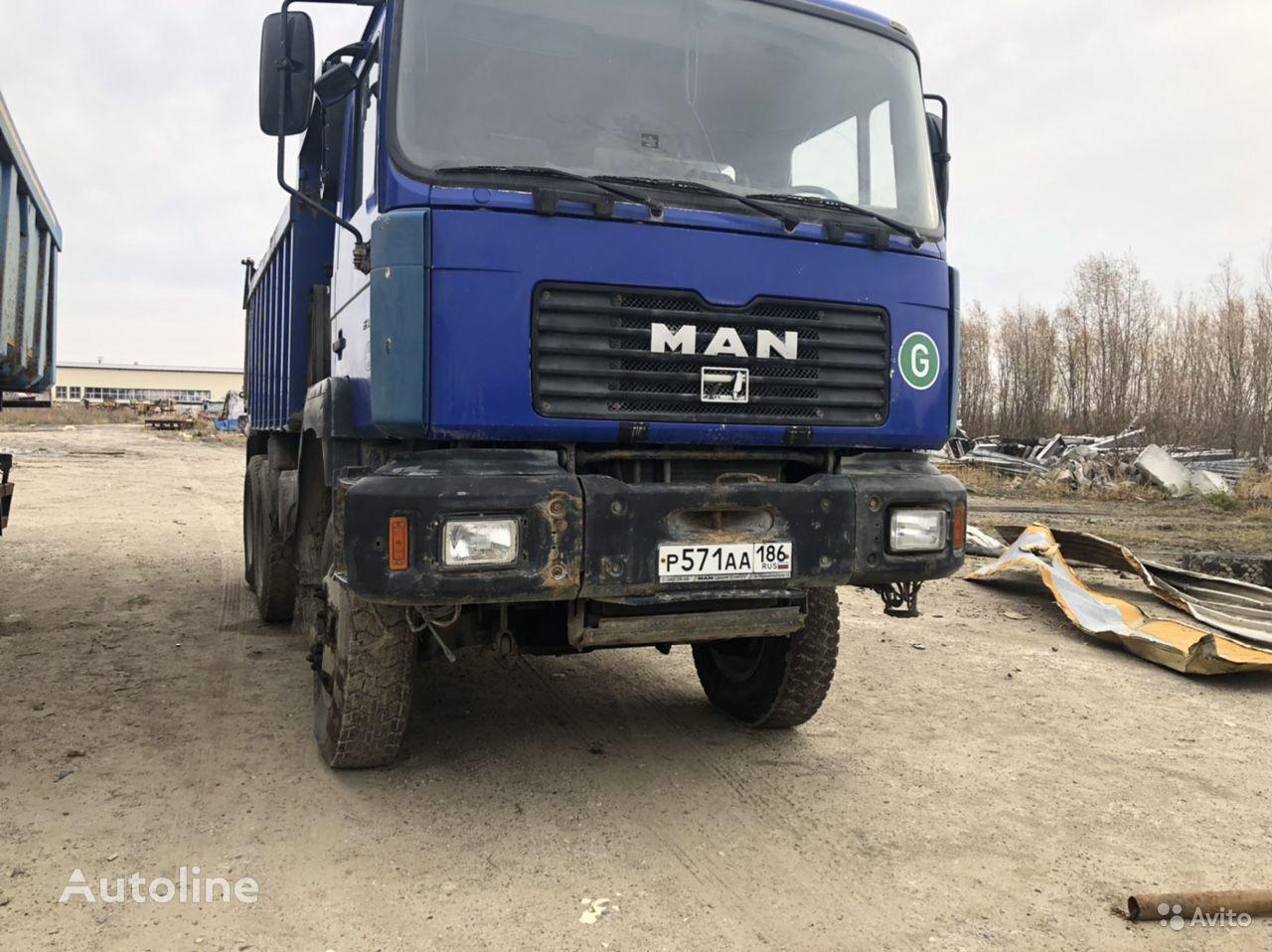 MAN F2000 41.414 REZERVES DETAĻĀS dump truck for parts