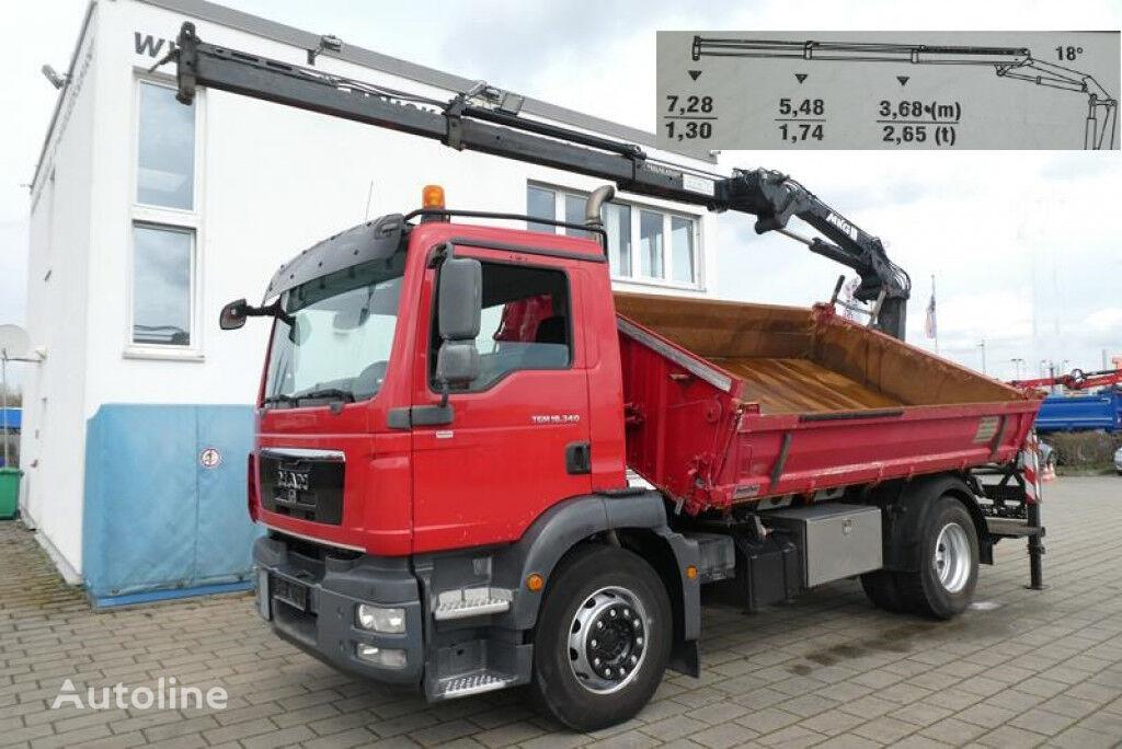 MAN TG-M 18.340 dump truck
