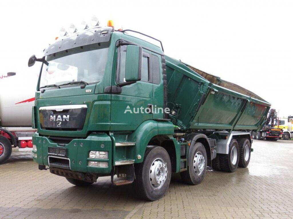 MAN TG-S Euro5 dump truck