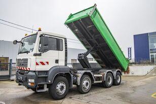 MAN TGA 35.440 BB-8X4 dump truck