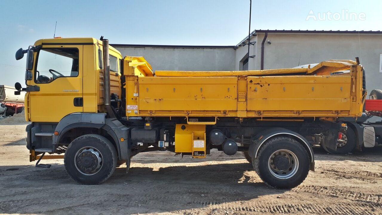 MAN TGM 18.280 dump truck