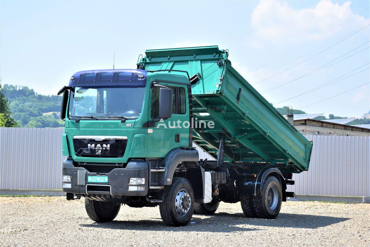 MAN TGS 18.360 KIPPER 4,80m * 4x4 ! dump truck