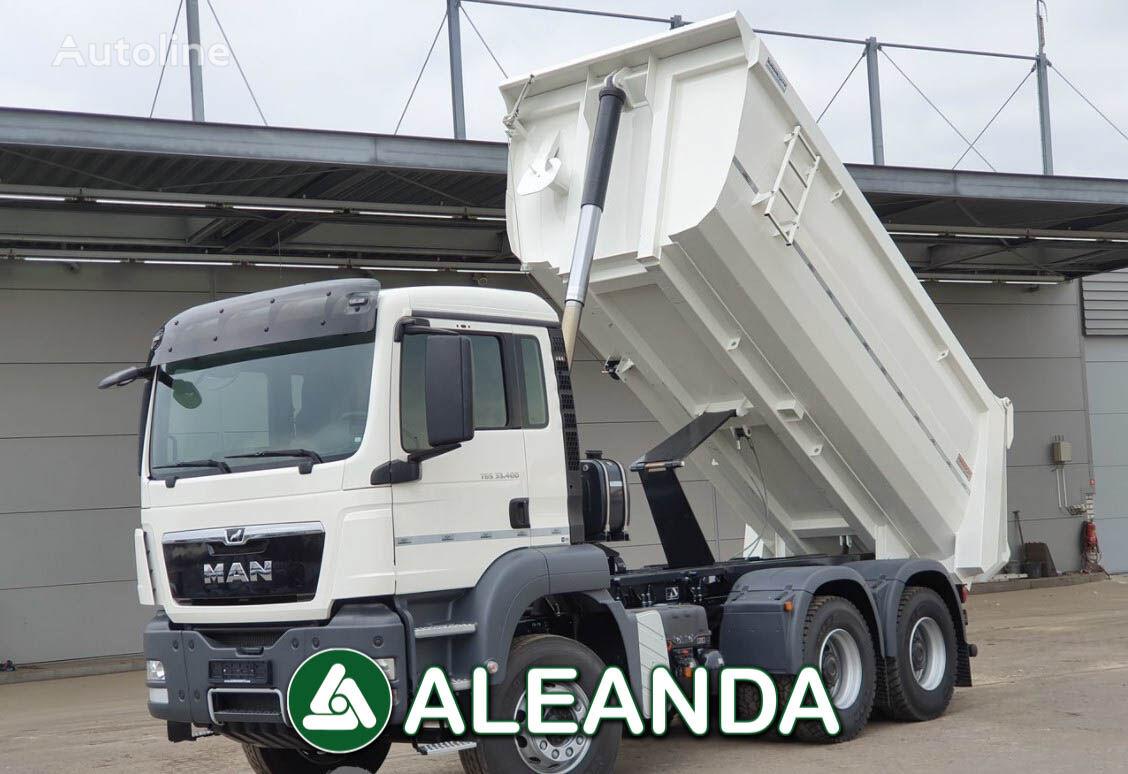 new MAN  TGS 33.400 dump truck