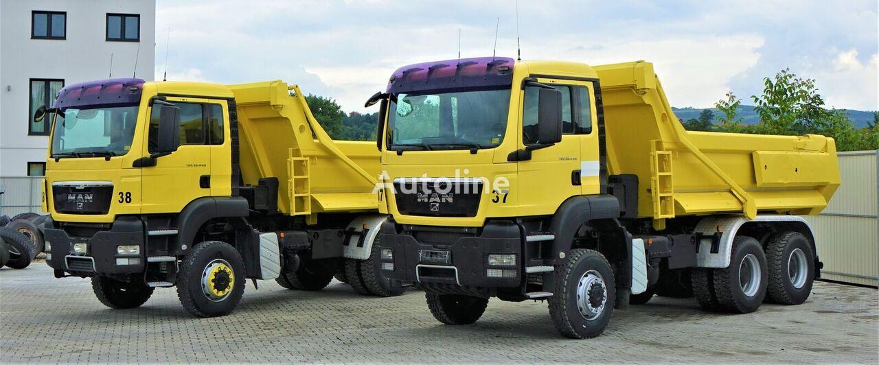 MAN  TGS 33.440 Kipper*Topzustand! dump truck