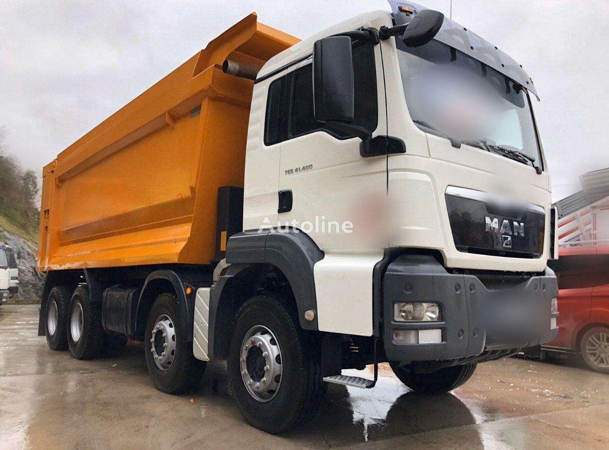 MAN TGS 41.400 Mehanika dump truck