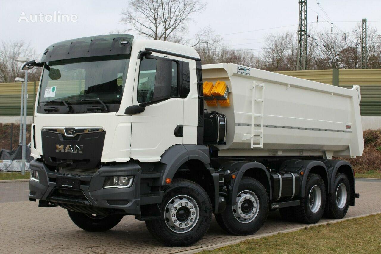 new MAN TGS 41.430 8x4 / Kipper / EURO 6 dump truck