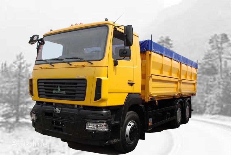 new MAZ 6501C9-520-031 dump truck