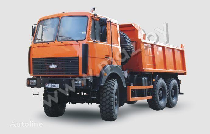 MAZ 6517 Polnoprivodnyy dump truck