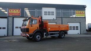 MERCEDES-BENZ 1820 AK 4x4 dump truck