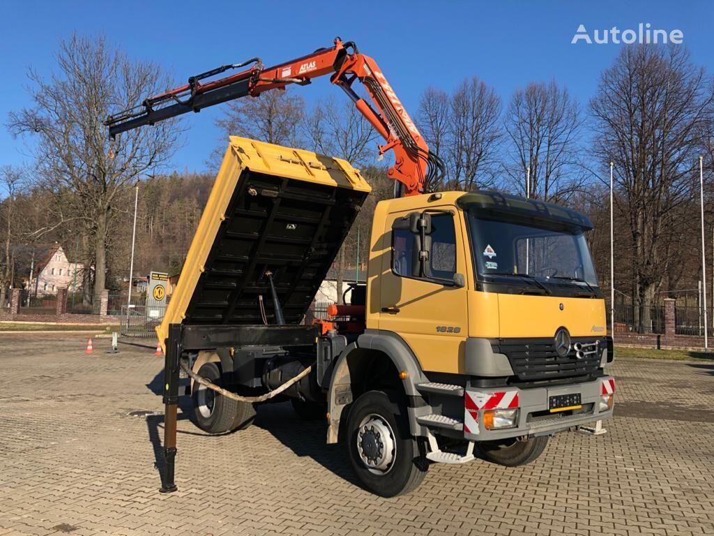 MERCEDES-BENZ 1828 ATEGO AK dump truck