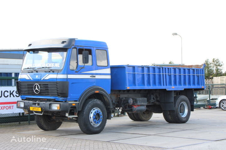 MERCEDES-BENZ 1932 MANUAL FULL STEEL dump truck