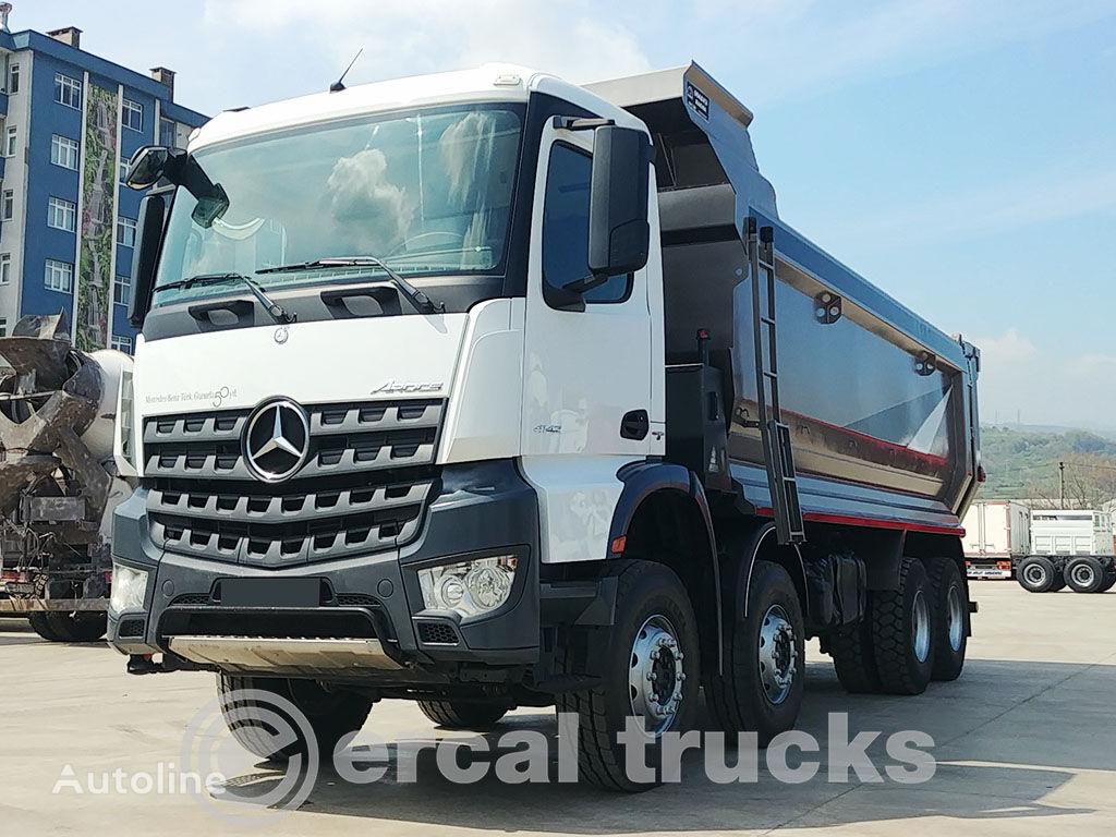 MERCEDES-BENZ 2017 AROCS 4142 AUTO AC EURO6 HARDOX TIPPER dump truck