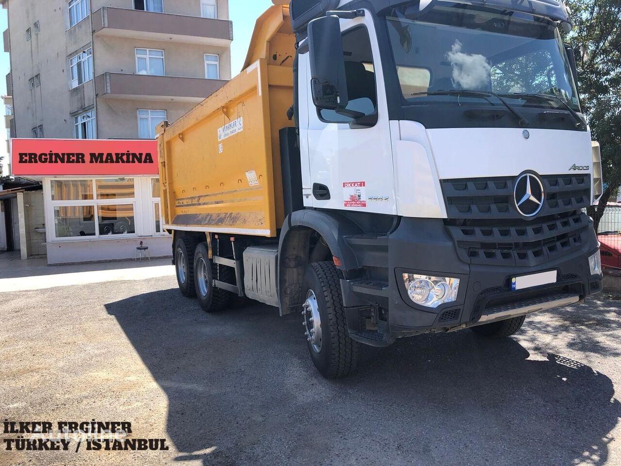 MERCEDES-BENZ 2017 MODEL 3342 MERCEDES TİPPER 5 PİECE READY  dump truck