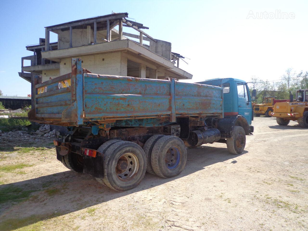 MERCEDES-BENZ 2222 dump truck