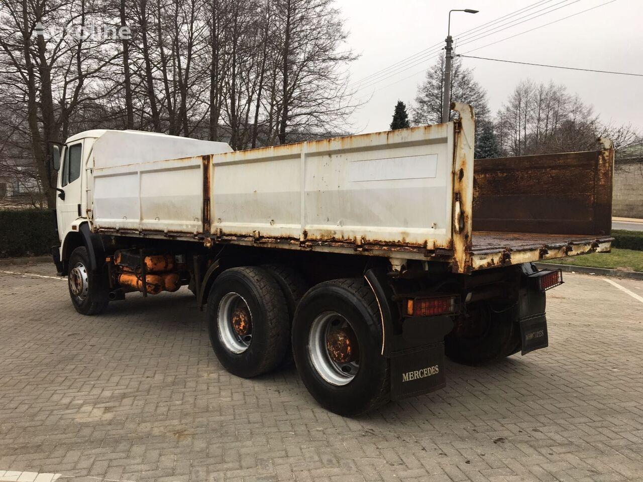 Mercedes benz 2422 dump trucks for sale tipper truck for Mercedes benz dump truck