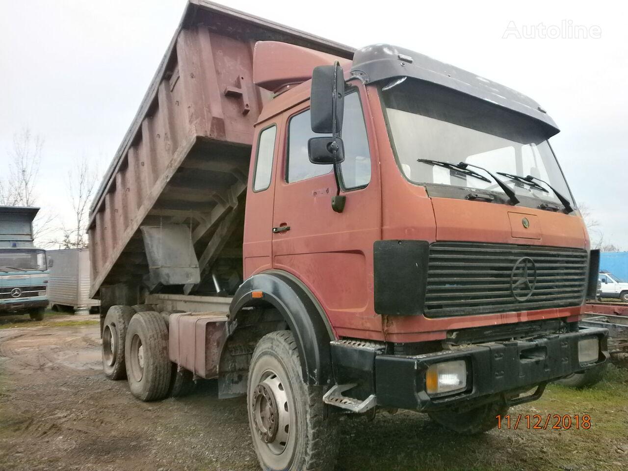 MERCEDES-BENZ 2633 dump truck