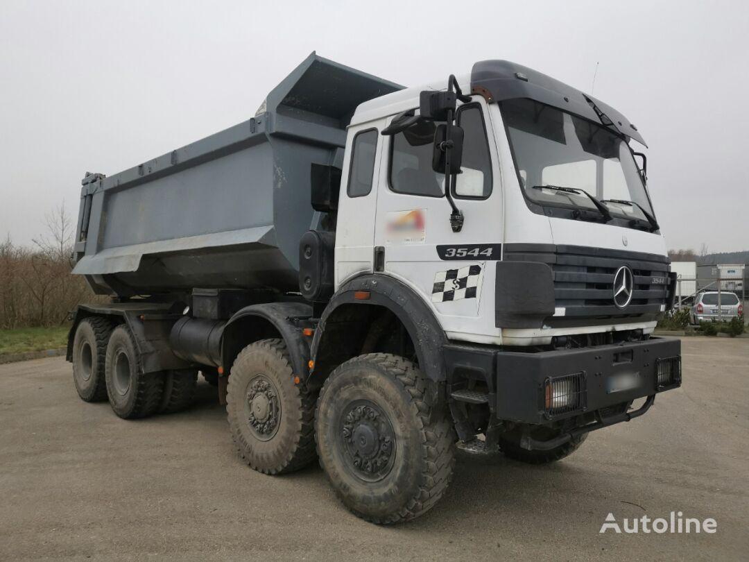 MERCEDES-BENZ 3544 dump truck