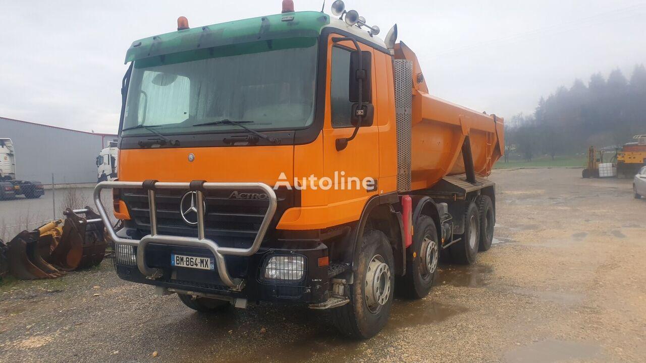 MERCEDES-BENZ 4141 dump truck