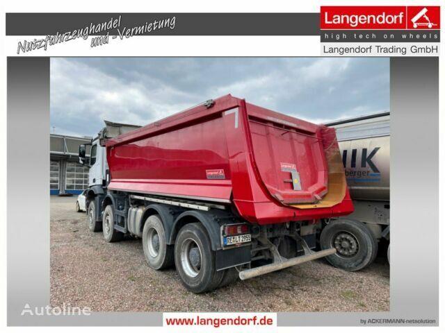 MERCEDES-BENZ 4145 Kipper Typ 41 Marcolin Ver dump truck