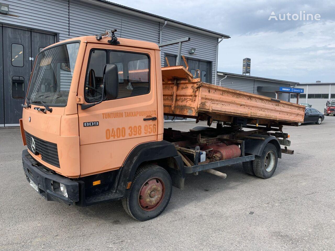 MERCEDES-BENZ 809 K dump truck