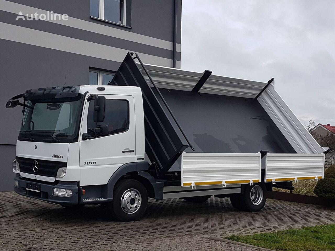 MERCEDES-BENZ ATEGO 1018 KIPER  dump truck