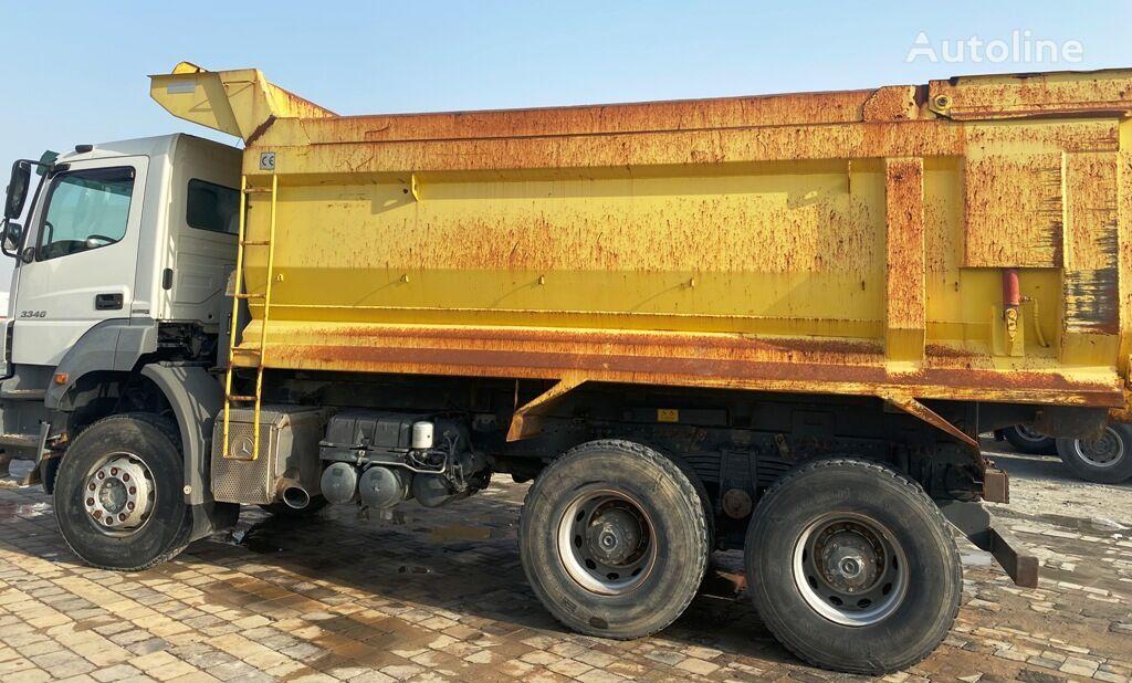 MERCEDES-BENZ AXOR 3340 dump truck