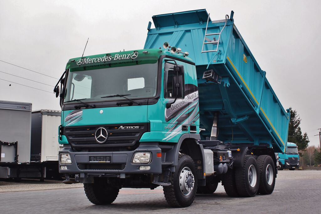 MERCEDES-BENZ Actros MP2 3341 dump truck