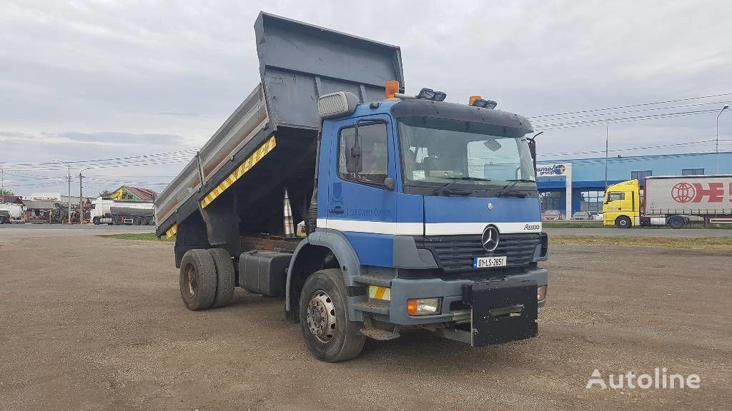 MERCEDES-BENZ Atego 1017 dump truck