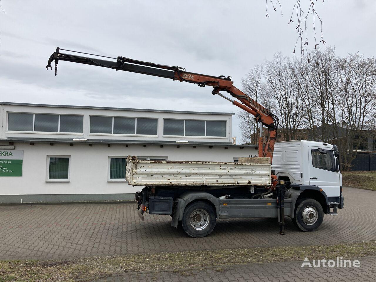 MERCEDES-BENZ Atego 1523 dump truck