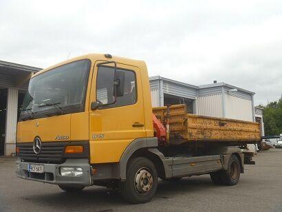 MERCEDES-BENZ Atego 815K dump truck