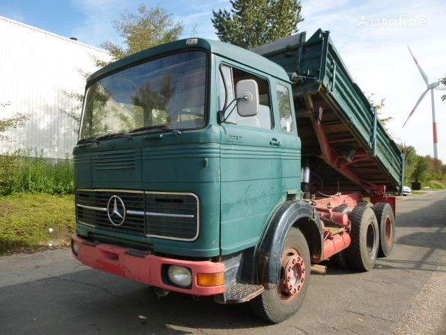 MERCEDES-BENZ LPK 2232 6X4 dump truck