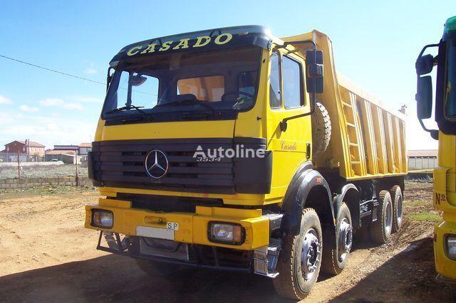 MERCEDES-BENZ SK 3534 K dump truck