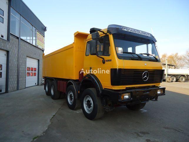 MERCEDES-BENZ SK 3535 8x4 dump truck
