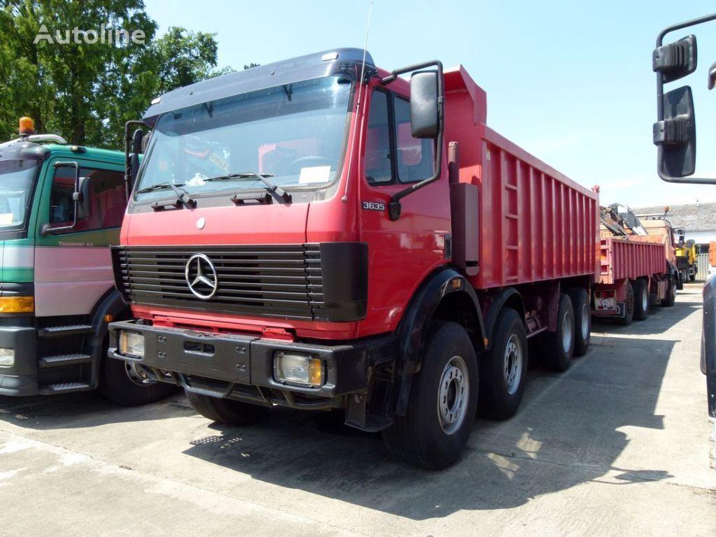 MERCEDES-BENZ SK - 3635 K - 8x4 dump truck