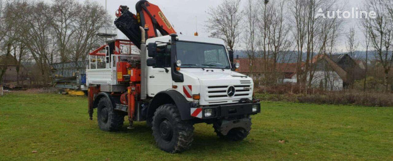 MERCEDES-BENZ U 5000 HIDRAULINIS GRAZTAS dump truck