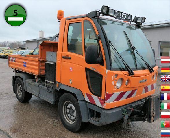 MULTICAR FUMO M30 KOMMUNALHYDRAULIK  dump truck