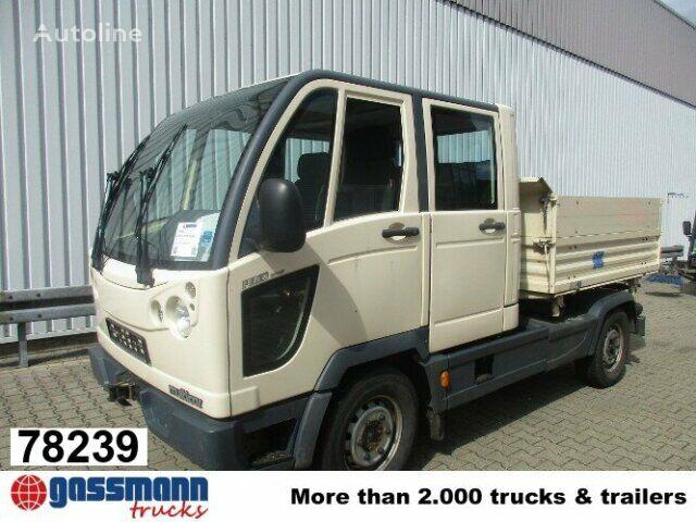 MULTICAR M30 Fumo Doka Kipper Standheizung/AHK dump truck