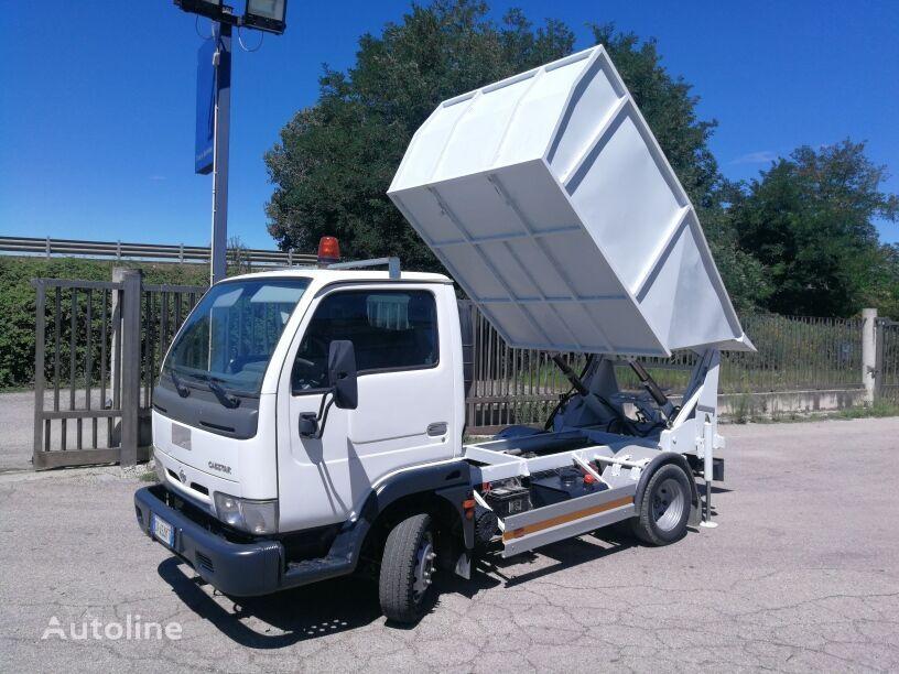 NISSAN CABSTAR 35.13 VASCA RIBALTABILE RSU, GARBAGE TRUCK dump truck