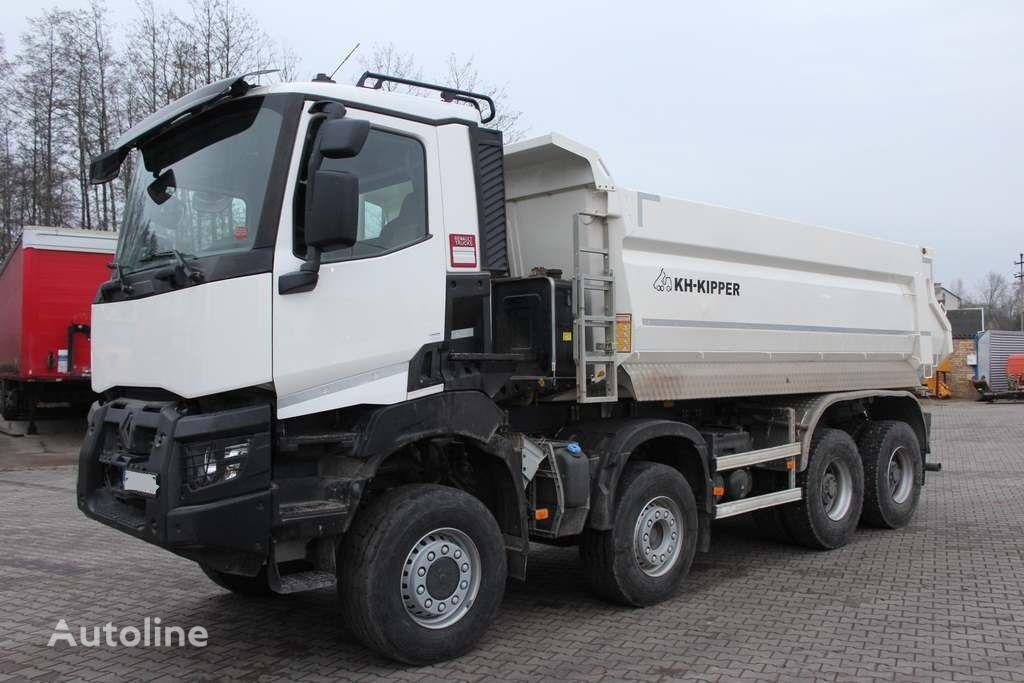 RENAULT  HEAVY 430 KM dump truck