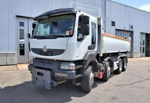 RENAULT KERAX 430.32 8X4 BENNE EURO5 dump truck