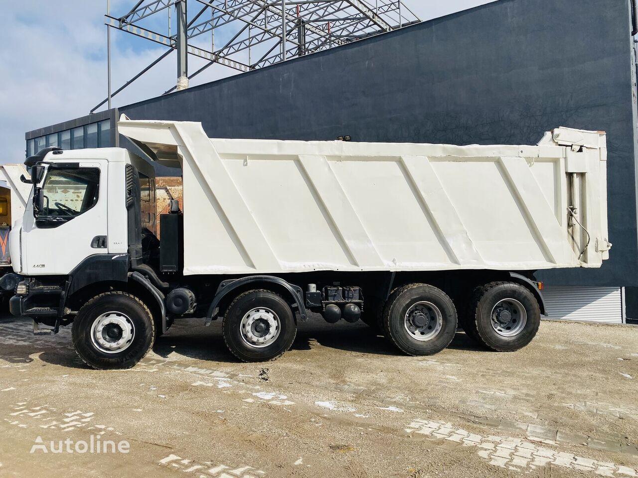 RENAULT KERAX 440  dump truck