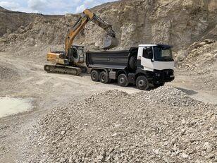 RENAULT Kerax 480 dump truck