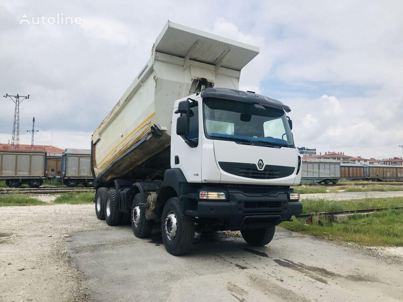 RENAULT Kerax 520 dump truck