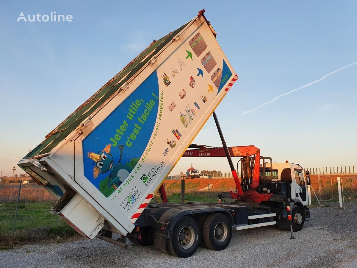 RENAULT Premium 370.26 dump truck