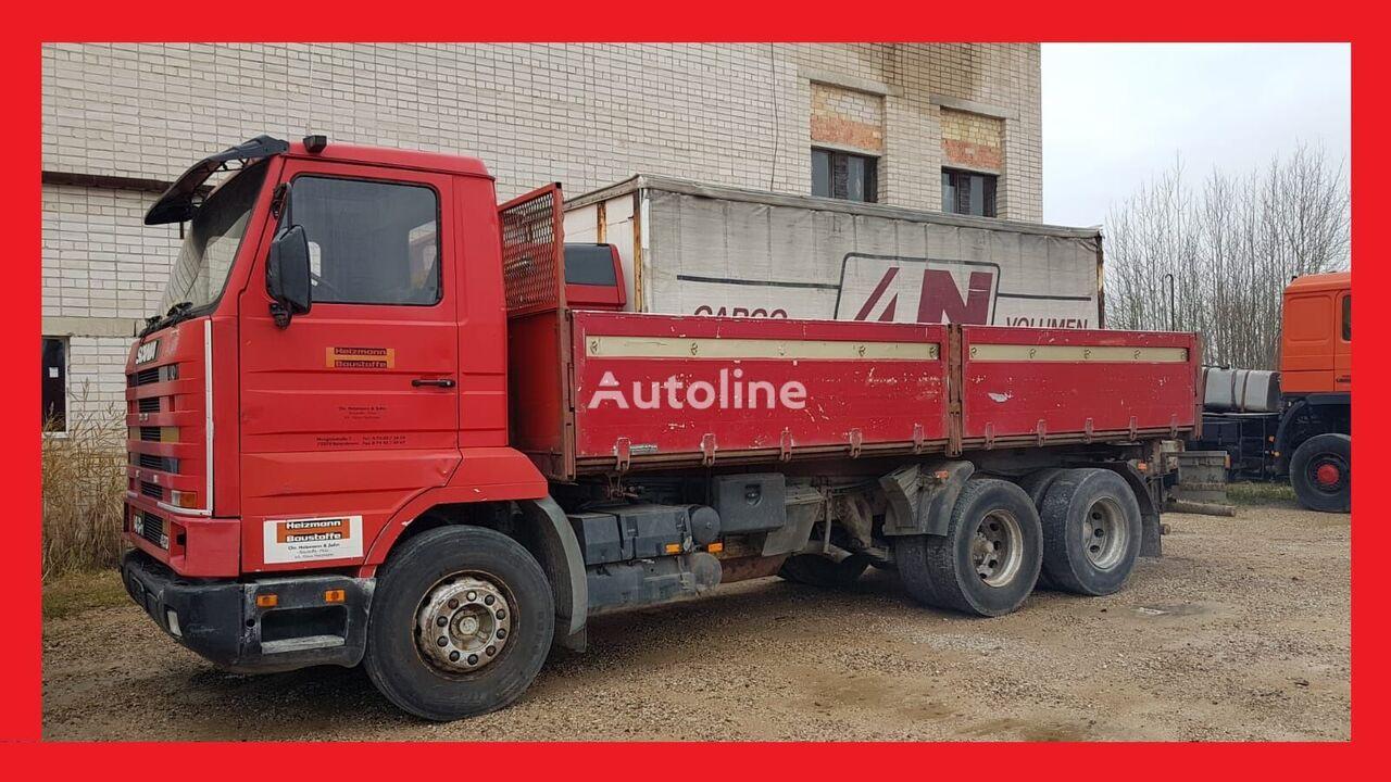 SCANIA 143 H  420 Kiper dump truck