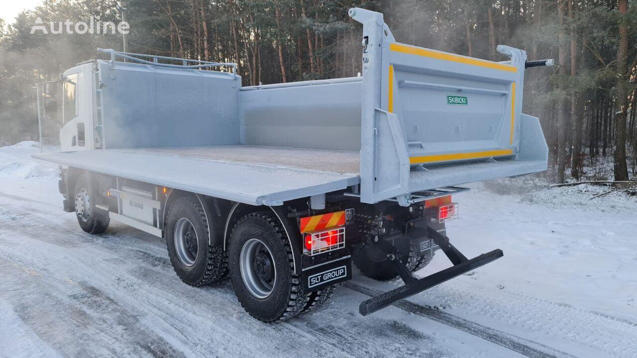new SCANIA P410 B6x4HZZ dump truck