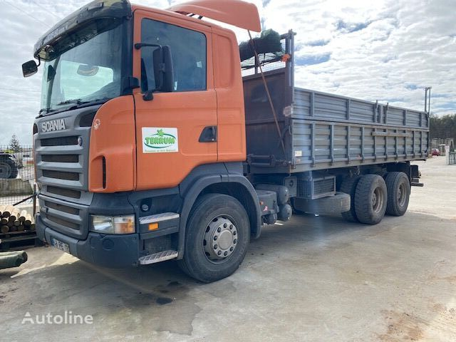 SCANIA R420 dump truck