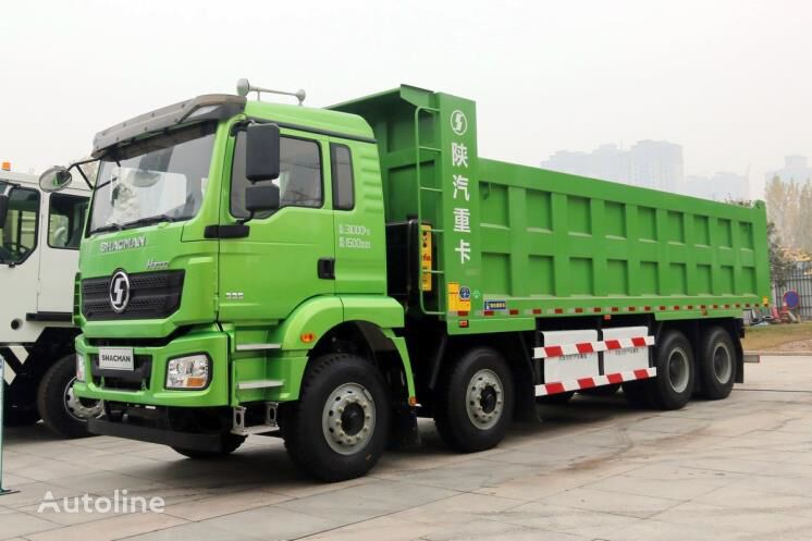 SHACMAN dump truck