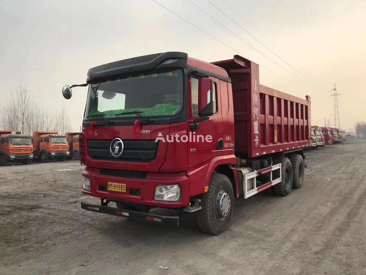 SHACMAN SHAANXI tipper truck dump truck