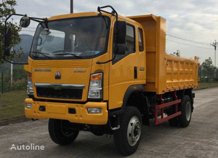 new SINOTRUK dump truck